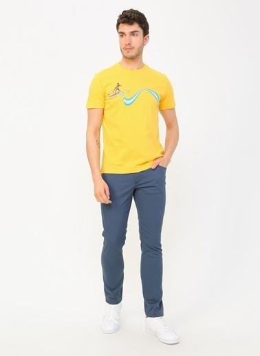 Limon Company Limon İndigo Chıno Pantolon İndigo
